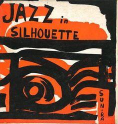 Jazz in Silouette * Sun Ra #LP #cover
