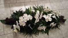 Afbeeldingsresultaat voor rouwbloemstukken