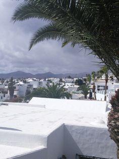 Old town Puerto del Carmen, Lanzarote