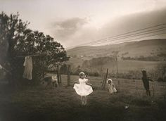Sally Mann-love her! have her book and was fortunate enough to meet her in person