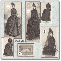 patons mode 1886