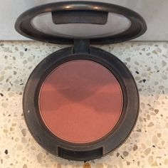 MAC Sheertone Blush Excellent used condition, used a few times.  No box, product is wiped down.  Color is BLUSHBABY MAC Cosmetics Makeup Blush