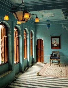 6x de mooiste turquoise interieurs Roomed   roomed.nl