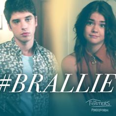 "S3 Ep11 ""First Impressions"" - #Brallie #TheFosters"