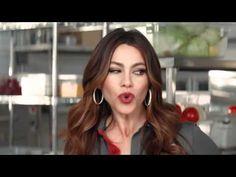 Sofia Vergara - Burger King commercial in Spanish