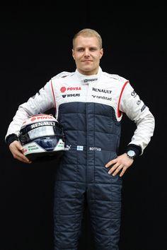 Round 1, Rolex Australian Grand Prix 2013, Preparation, #17  Valtteri Bottas (FIN), Driver, Williams F1 Team