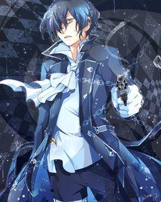 Gilbert Nightray - Pandora Hearts,Anime