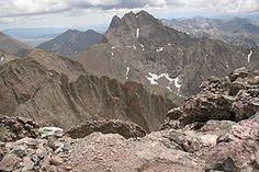 Crestone Peak (Sangre de Cristo Range)