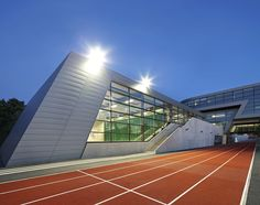Zaha Hadid Architects | Evelyn Grace Academy
