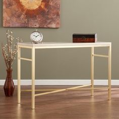 Shop for Harper Blvd Ogden Travertine Faux Stone Sofa/ Console Table. Get free shipping at Overstock.com - Your Online Furniture Outlet Store! Get 5% in rewards with Club O!