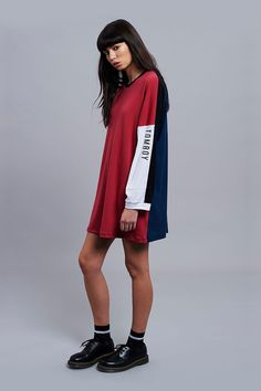 **Tomboy Print Skater Dress by The Ragged Priest - New In- Topshop Europe