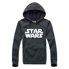 Star Wars Sport Hoodie Star Wars merchandise http://funstarwars.com/shop/star-wars-hoodies/star-wars-sport-hoodie/ 30.50 Material:Cotton,Spandex