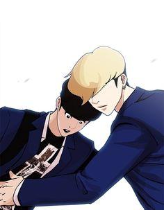 Lookism Webtoon, Webtoon Comics, Burn Knuckle, Taejoon Park, Haikyuu Funny, Anime Stickers, Manhwa Manga, Korean Artist, Anime Ships