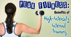Peak Fitness offers superb benefits to your overall health – find out how you can incorporate this high-intensity interval training into your workout.  http://articles.mercola.com/peak-fitness.aspx