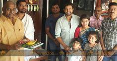 #ArunVijay Starts Telugu Dubbing For #Kuttram23