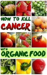 How To Kill Cancer With Organic Food