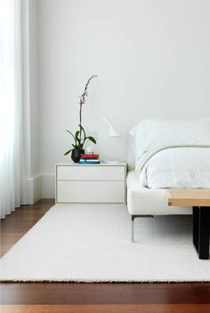Bedroom - chic and simple