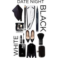 """Very cool! Protect your leather investment with WhooHoo-Clean Leather Care, available on http://www.amazon.com/Leather-Conditioner-Investment-Furniture-Leather/dp/B00EECWG7A. """"What Will You Wear for Date Night?"""" by piedraandjesus on Polyvore"""