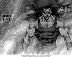 Read manga Sun-Ken Rock Level 112 online in high quality Demon Art, Anime Demon, Comic Style Art, Comic Art, Fighting Drawing, Sun Ken Rock, Drawing Projects, Comic Panels, Manga Pages