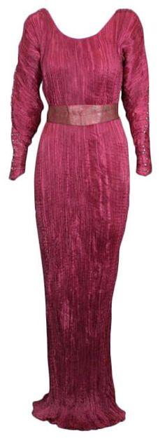 Dress  Mariano Fortuny