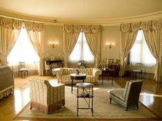 3rd floor oval bedroom Biltmore Estate, Asheville, North Carolina - ID: 802007 © Peter K Burian