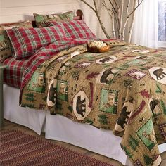 Found it at Wayfair.ca - Full/Queen Northwoods Lodge Quilt Set