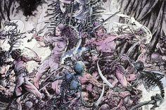 Conan:Red Nails by Barry Windsor Smith
