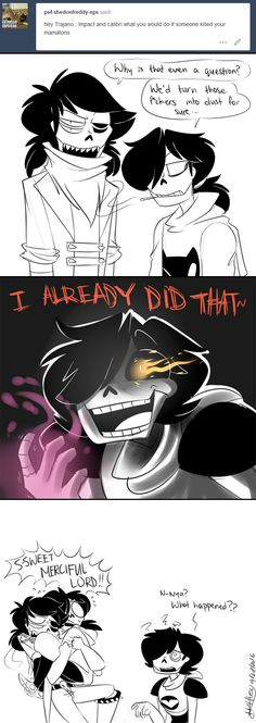 """What you would do if someone killed your mamaton's?"" 