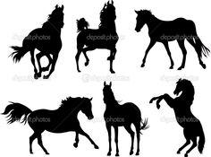 http://static3.depositphotos.com/1000792/126/v/950/depositphotos_1262912-Horse-Silhouette-Collection.jpg