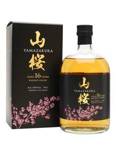 YAMAZAKURA 16 Year Old Blended Japanese Whisky
