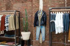 Shipley & Halmos pop-up shop, New York City » Retail Design Blog