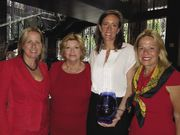CREW NY celebrates their first unified season with a members-only luncheon and Founders Award presentation after the January merge of NYCREW and AREW. Faith Hope Consolo, CREW national director, created the Founders Award. New York Real Estate Journal.