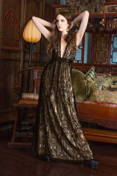 Alice + Olivia Pre-Fall 2015 - Collection - Gallery - Style.com