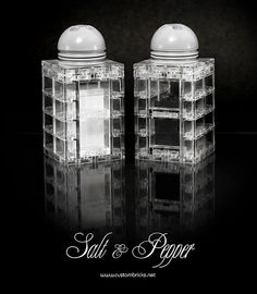 Salt 'n Pepper by customBRICKS, via Flickr