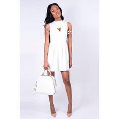 White Lily Dress LAVELIQ