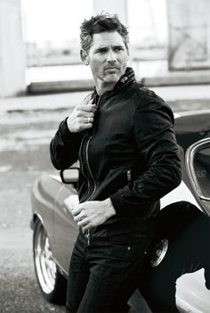 Graham Shearer shoots Eric Bana for Red Bulletin.  My choice for Charlie Parker has to be Eric Bana.