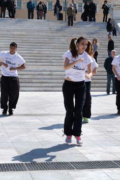 Πλατεία Συντάγματος (Syntagma Square) Four Square, Dance, People, Dancing, People Illustration, Folk