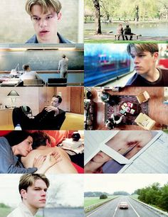 Good Will Hunting - Gus Van Sant