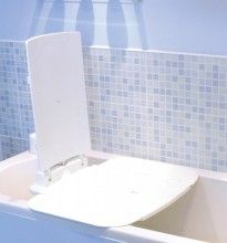 Bath Lifts are devices which are used by people to lower and lift them without putting much strength on hands. This safety device is used to prevent accidents and slips and falls in the bathroom. It may be used by aged people or those who have limited physical mobility. It helps make the bath process easier for them, thereby giving them confidence and making them comfortable. http://seniorsafetydevices.weebly.com/choose-best-bath-lifts.html