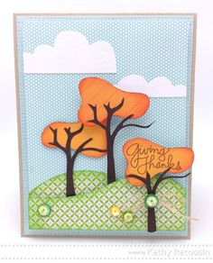 giveaway october card kit:  Simon Says Stamp Kit, Giving Thanks Stamps