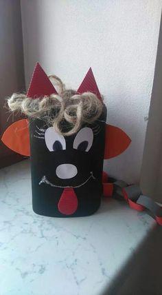 Advent, Activities For Kids, Kindergarten, Planter Pots, Play, Halloween, Crafts, Diy Crafts, Xmas