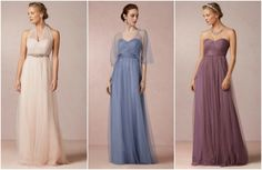 Top 4 Bands for Convertible Bridesmaid Dresses - Deer Pearl  Flowers  annabelle dress jenny yoo