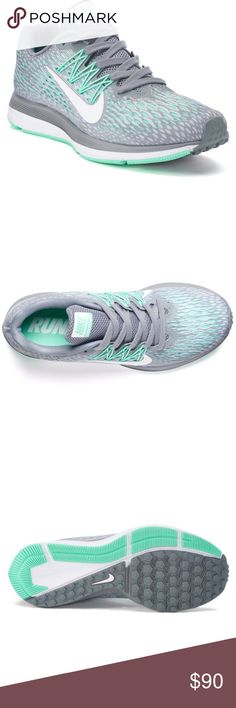 a2f560bb1 Nike air zoom winflo women's Running shoes size 6 SHOE FEATURES Engineered  mesh delivers strategic support