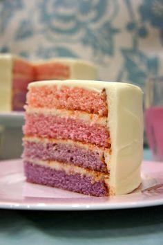 Askanam: The perfect vanilla cake
