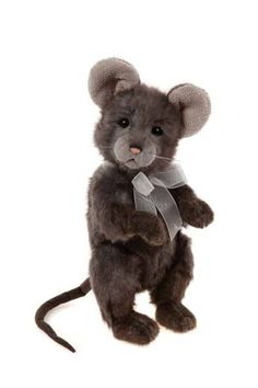 Charlie Bears Plush Templeton Mouse - 2015