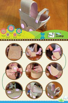 Lúcete con esta Carreola de centro de mesa para baby shower: https://www.youtube.com/watch?v=tCMFZN0kFu0&index=15&list=PLDE0BE23E5423ACC7