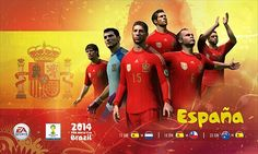 Spain - World Cup 2014