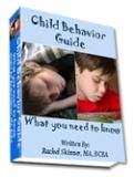 """""""Free eBook, ... learn simple techniques and strategies to apply that help prevent and decrease a behavioral problem for children of all ages."""""""