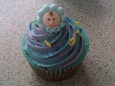 Cakes by Ash - babyshower cupcakes-boy