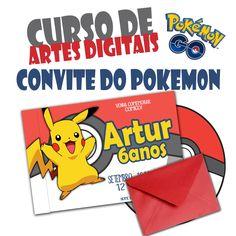 CURSO DE PERSONALIZADOS - ARTE PARA CONVITE